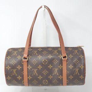 100% Auth Louis Vuitton Papillon 30 HandbagVintage